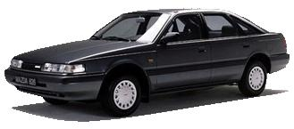 mazda 626 1992 ge 2.0i бу запчасти крым